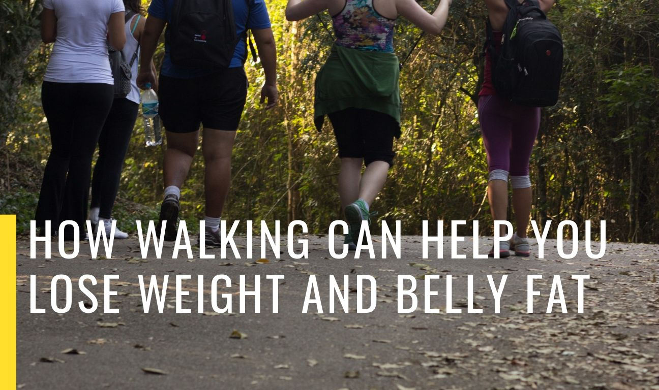 How Walking Can Help You Lose Weight And Belly Fat The Weight Loss Blog